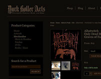 Dark Holler Arts - Ecommerce