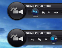 Sling Box Projector