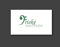 Friske voice studio logo