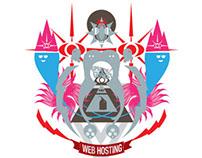 Spastic Ghost Web Hosting