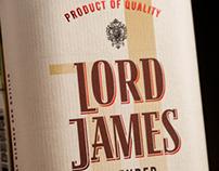 Whiskey label design / Дизайн этикетки для виски