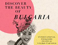 USACE Discover The Beauty of Bulgaria 2014 Poster