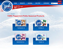 Hersheys - York Peppermint Patties - Seasonal Pages