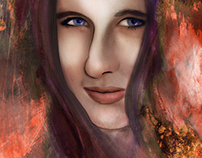 Digital Portrait Paintings