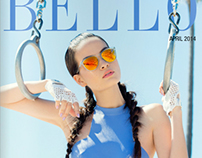 Spring Into Action (Bello Mag)