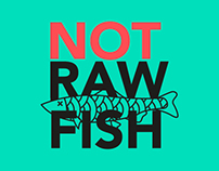Not Raw Fish Website