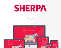 SHERPA Website v.1.5