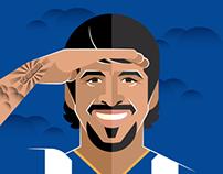 Kampion Card Game - Lucho Gonzalez