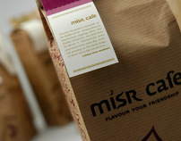 Misr Cafe Packaging and Branding