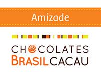 Ilustrações Amizade-Brasil Cacau