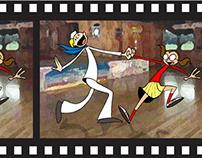 Swing Dance Sailor