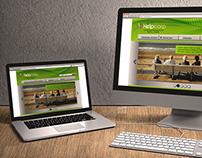 Plantilla Pagina Web Helpcorp