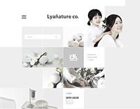 Lyanature Redesign - Designer - Kim-hana