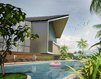 Proposed Golf Clubhouse at Enstek,N.Sembilan Malaysia