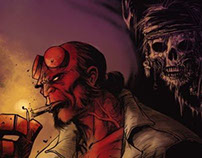 Hellboy 20th tribute