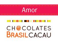 Ilustrações Amor-Brasil Cacau