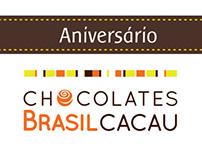 Ilustrações Aniversário-Brasil Cacau