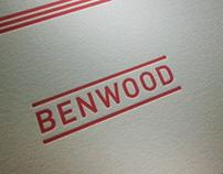 Benwood Foundation Rebrand