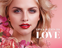 LIP & FRAGRANCE CAMPAIGN 2014: SHOPPERS DRUG MART