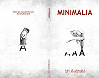Collages ilustración para MINIMALIA