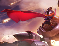 League of Legends - Super Galaxy Rumble