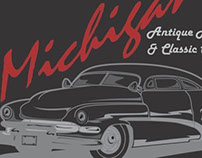 Vintage Car Show T-Shirt