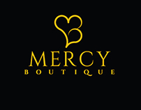 Mercy Boutique || Branding