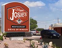 Mama Josie's - Branding