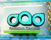 Animation Playroom : Branding