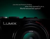 Panasonic Lumix Branding