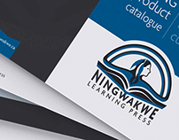 Rebranding: Ningwakwe Learning Press