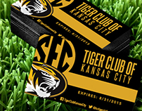 Tiger Club of Kansas City