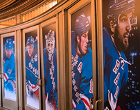 New York Rangers Player Forum - 2013 & 2014