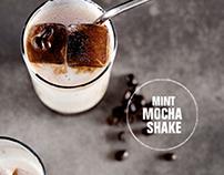 FOOD: Mint Mocha Shake