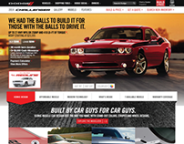 Dodge 2014 Model Year Website Update
