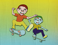 Big Brothers Skateboard Mentorship
