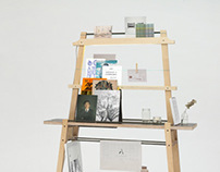 Il Carrello for La Clinica Design / Ciszak Dalmas