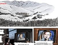 Runaway Train-Comics Adaptation of the Film