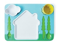 Landscape Dinner Set / DOIY Design