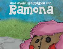 RAMONA cuento infantil ilustrado