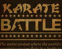Exercise - Karate Battle