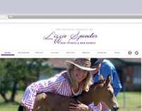 Lizzie Spender Official Website