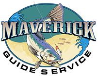 maverick trout shirt