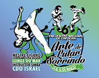6o Encuentro Nacional de Capoeira LDM SLP