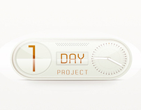 1 Day Project opening animation