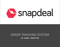 Order Tracking System Design For Snapdeal
