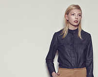 Simple by Trista FW15' Lookbook