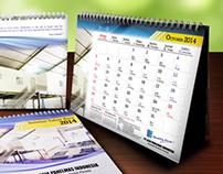Panelmas Desk Calendar 2014