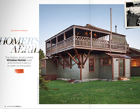 Preservation Magazine Re-design