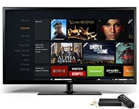 Amazon Fire TV - Home